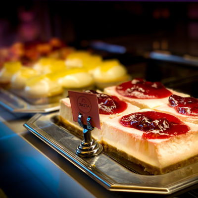 Cheesecake online delivery γλυκών Καρδίτσα