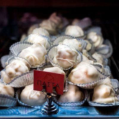 Βραχάκι λευκή σοκολάτα online delivery γλυκό Καρδίτσα