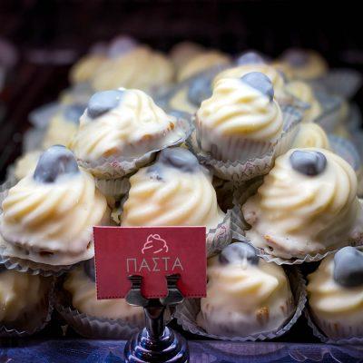 Φλωρεντινα αγριοκέρασο με λευκή σοκολάτα online delivery Καρδίτσα