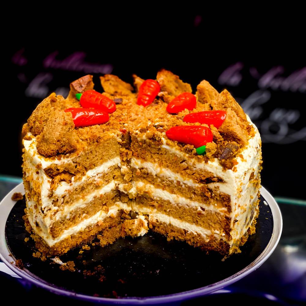 Κέικ καρότο online delivery Καρδίτσα