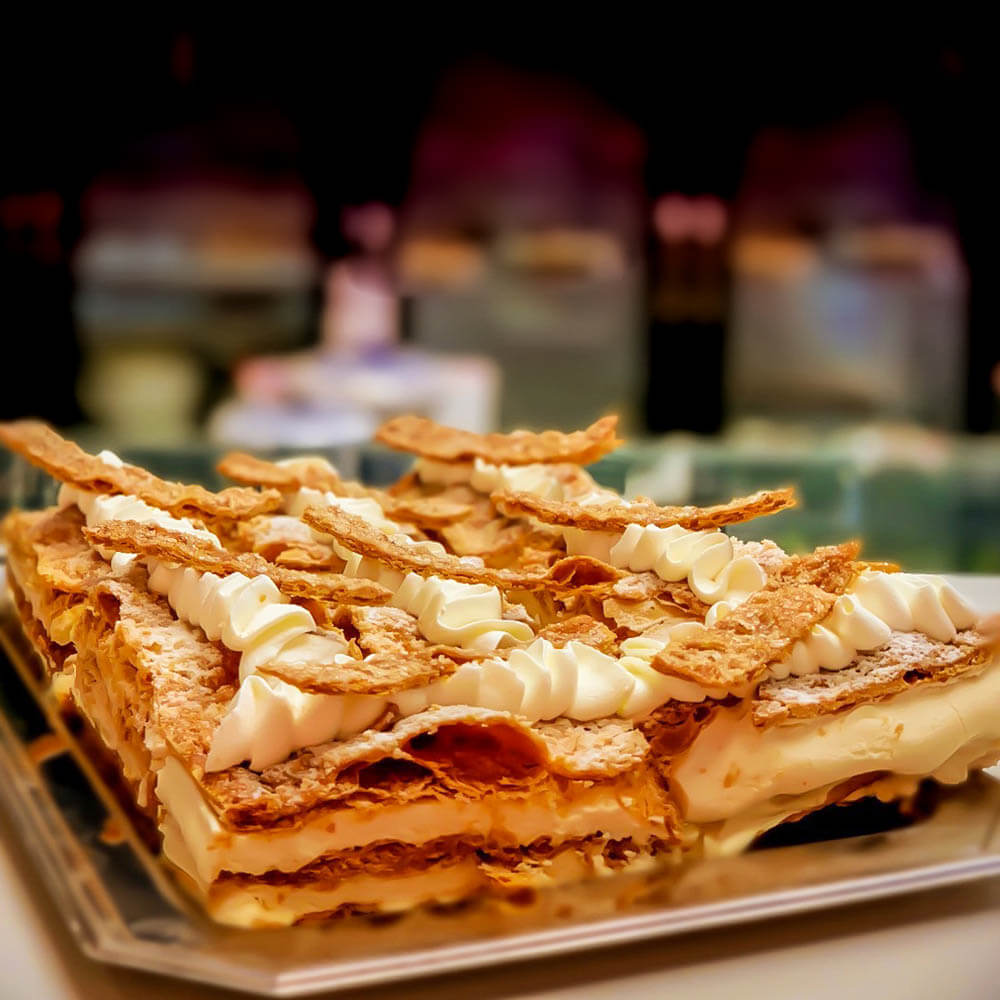 Mille-feuille online delivery Καρδίτσα